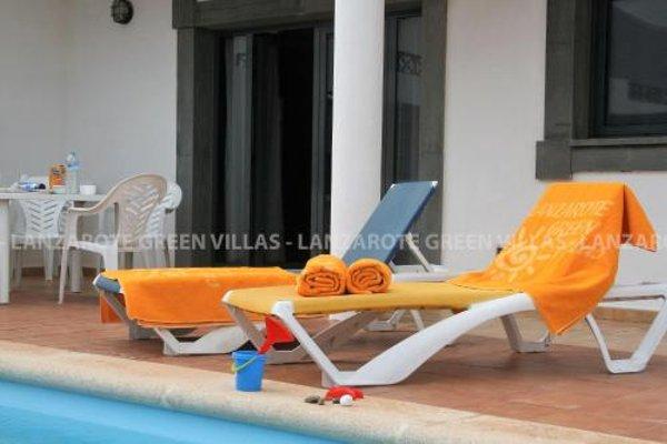 Lanzarote Green Villas - фото 13