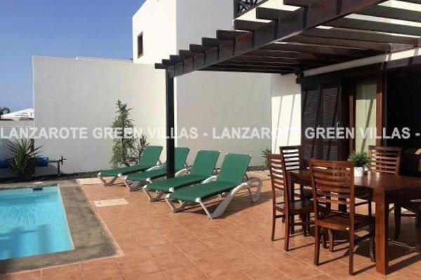 Lanzarote Green Villas - фото 16