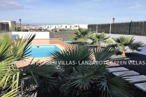 Lanzarote Green Villas - фото 17
