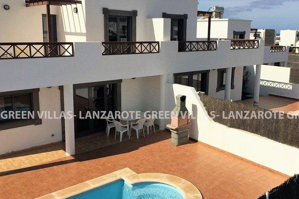 Lanzarote Green Villas - фото 22