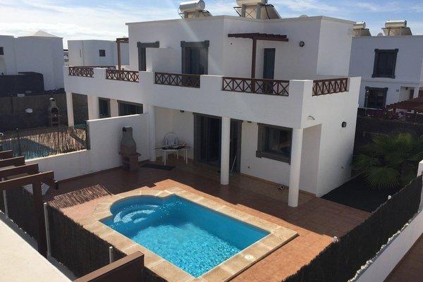 Lanzarote Green Villas - фото 23
