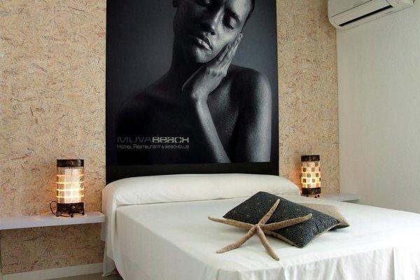 Hotel Muva Beach - фото 3