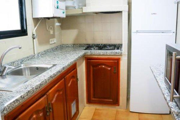 Apartamentos Tamarindos Peniscola - фото 13