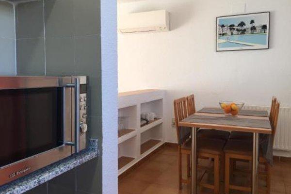 Apartamentos Tamarindos Peniscola - фото 15