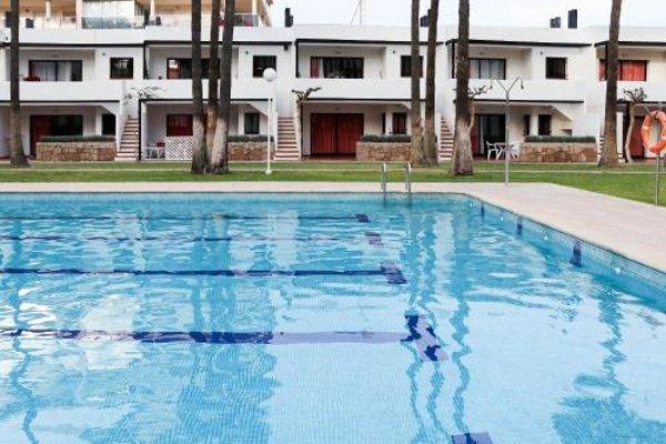 Apartamentos Tamarindos Peniscola - фото 22
