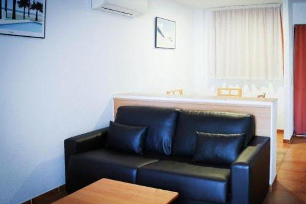 Apartamentos Tamarindos Peniscola - фото 7