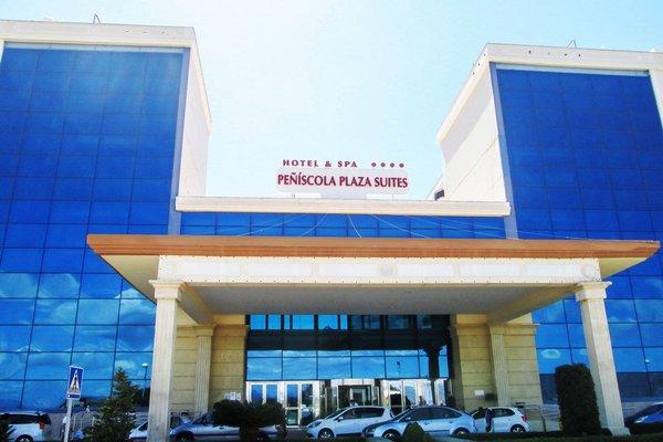 Peniscola Plaza Suites - фото 23