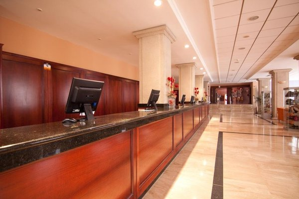 Gran Hotel Peniscola - фото 12
