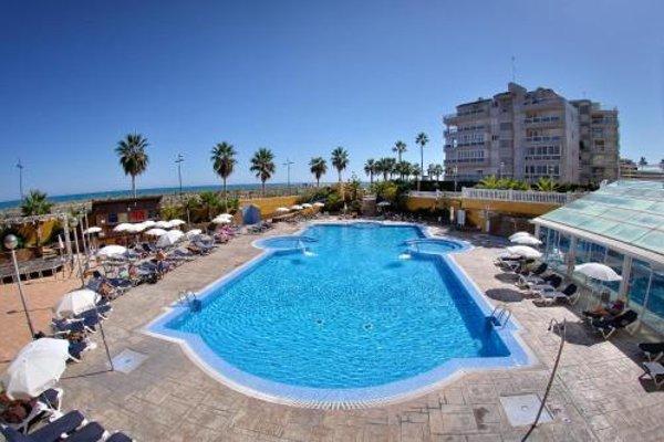Gran Hotel Peniscola (Гран Отель Пеньискола) - фото 21