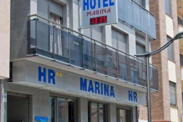 Hotel Marina - фото 21