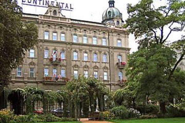 Hotel Continental - фото 20