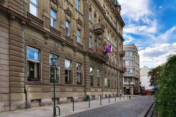 Hotel Continental - фото 21
