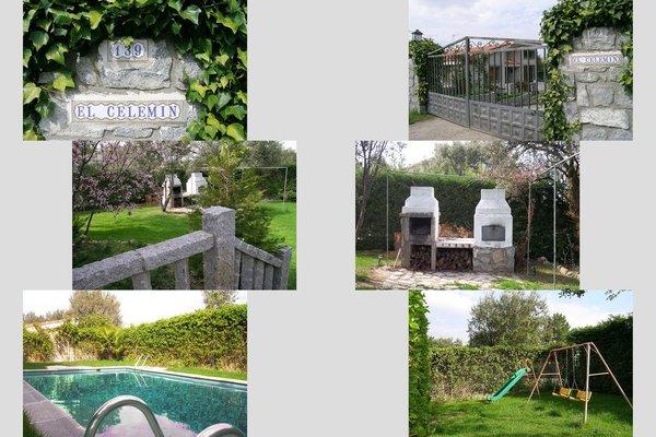 Casa Rural el Celemin - фото 19