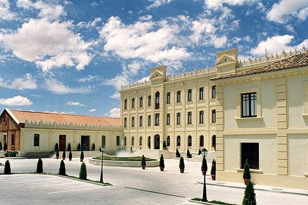 Hotel ATH Ribera del Duero - фото 19