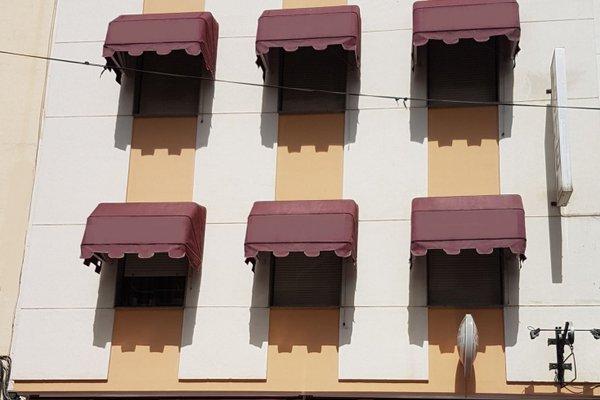 Hotel Al-Andalus - фото 22