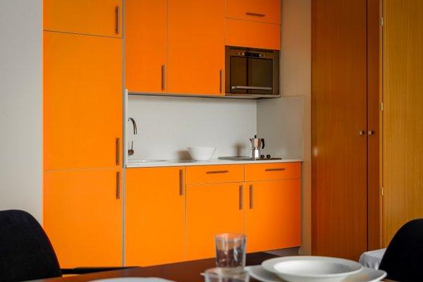 Aparthotel Wellness - фото 13
