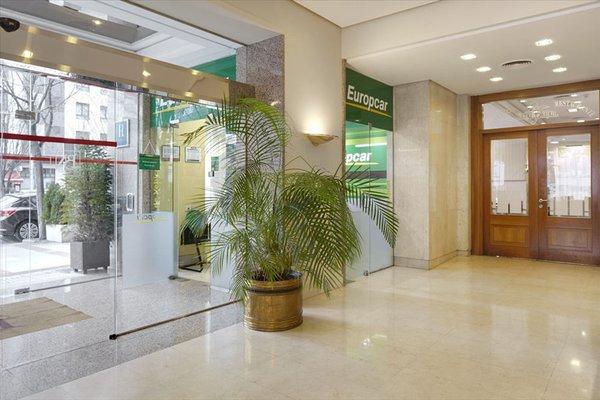 Hotel Blanca de Navarra - фото 14