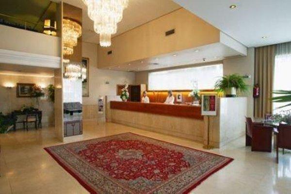 Hotel Blanca de Navarra - фото 15