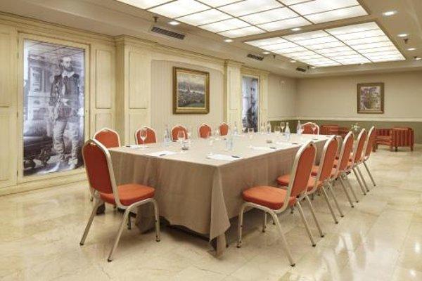 Hotel Blanca de Navarra - фото 17