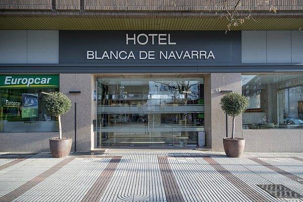 Hotel Blanca de Navarra - фото 20