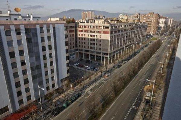 Hotel Blanca de Navarra - фото 21