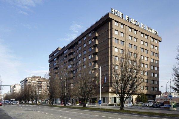 Hotel Blanca de Navarra - фото 22