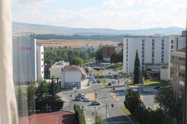 Hotel Blanca de Navarra - фото 23