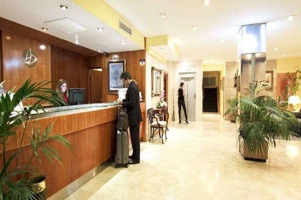 Hotel Joan Miro Museum - фото 14