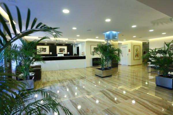 Hotel Joan Miro Museum - фото 15