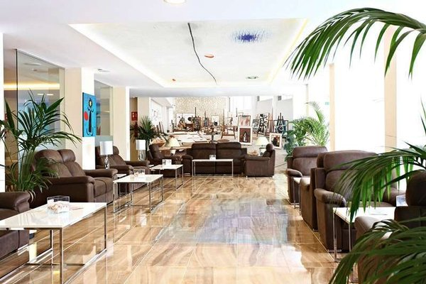 Hotel Joan Miro Museum - фото 7