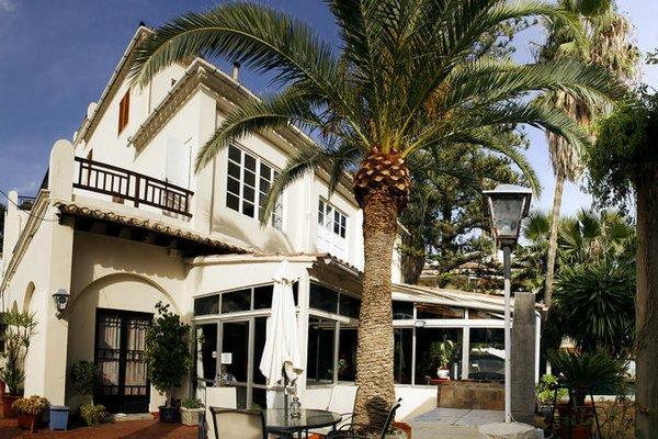 La Mimosa Guesthouse - фото 23