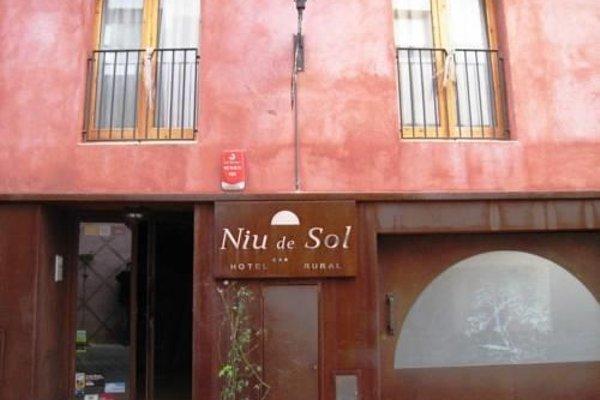 Hotel Boutique Niu de Sol - фото 23