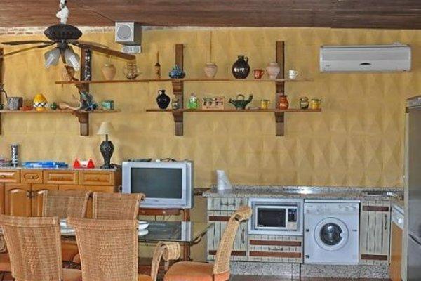 Holiday home El Balcon II 6 pers Baena - фото 16