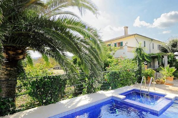 Holiday Home Finca Cifre Alcudia - 3