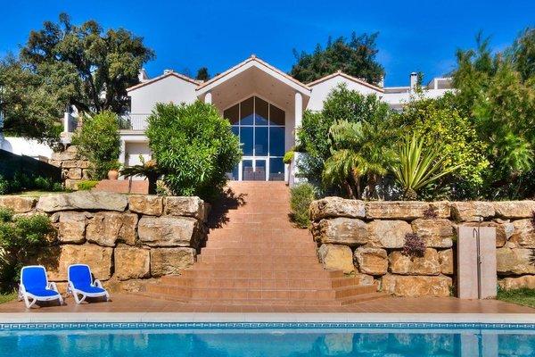 Villa Las Jacarandas - фото 23