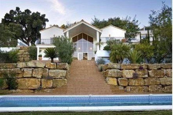 Villa Las Jacarandas - фото 12