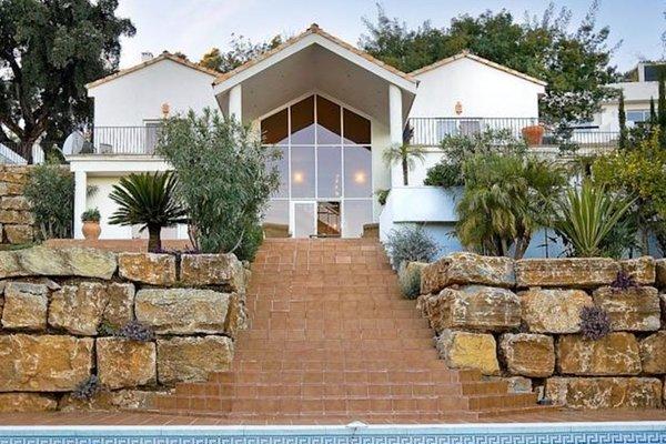 Villa Las Jacarandas - фото 13