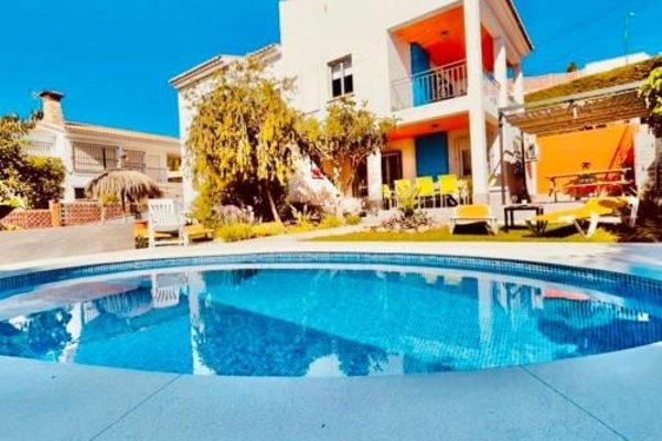 Holiday home La Sirena Los Delfines Benajarafe - фото 9