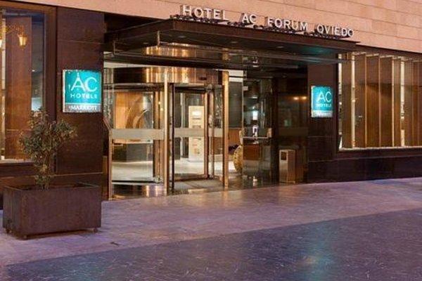 AC Hotel Oviedo Forum, a Marriott Lifestyle Hotel - фото 19