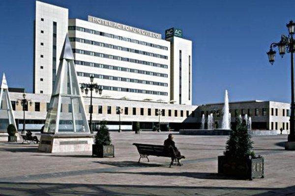 AC Hotel Oviedo Forum, a Marriott Lifestyle Hotel - фото 22