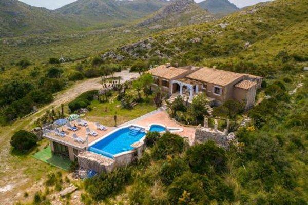 Holiday home Ca na Moli Cala Torta - 9