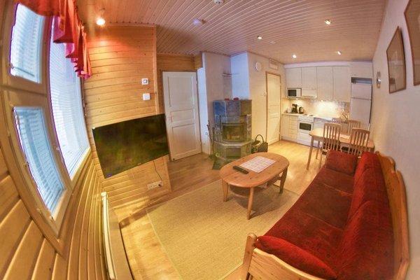 Apartments Kuukkeli - фото 10