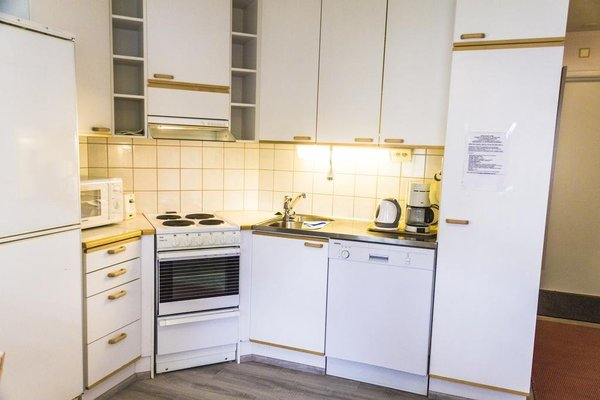 Apartments Kuukkeli - фото 12