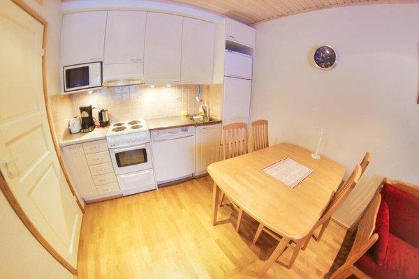 Apartments Kuukkeli - фото 13