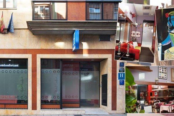 Hotel Confort Oviedo - 20