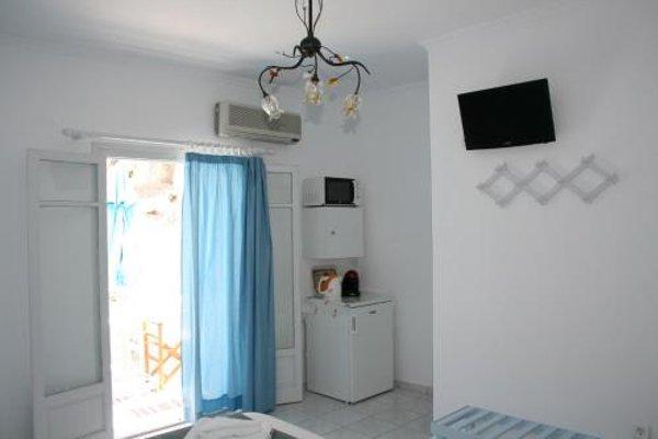 Tassoula Rooms - фото 13