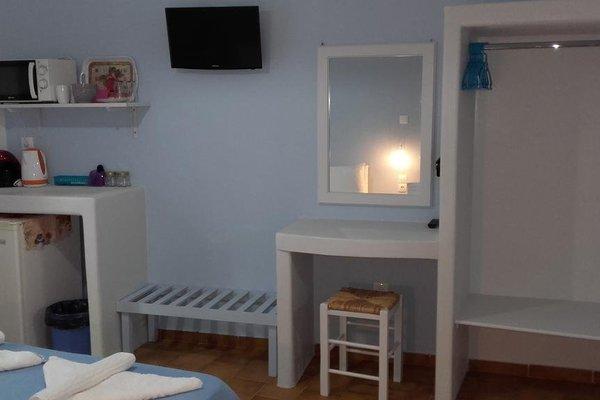 Tassoula Rooms - фото 6