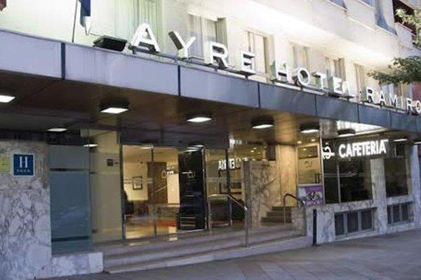 Ayre Hotel Ramiro I - фото 20