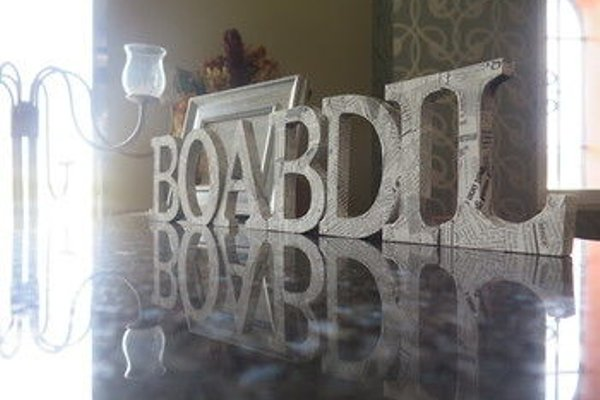 Hotel Restaurante Boabdil - фото 18