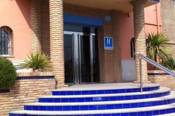 Hotel Restaurante Boabdil - фото 23